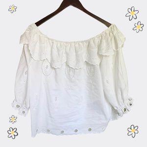 DÔEN inspired Edwardian era style blouse